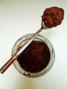 vegan chocolate spread