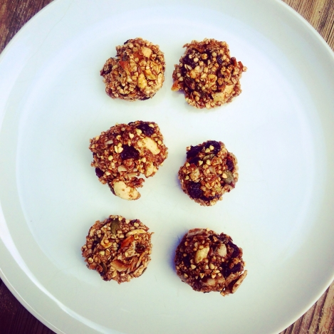 Granola bites photo 1