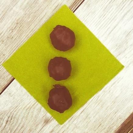 Cashew, cacao & coffee chunk photo