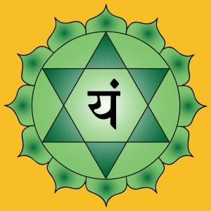 anahata chakra image
