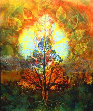 HAPPY AUTUMNAL EQUINOX 2019 Autumn-equinox-painting