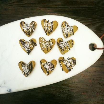 Matcha Biscuits 1