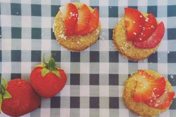 strawberry shotcake recipe