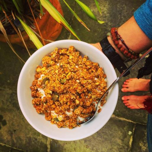 pumpkin-granola-recipe
