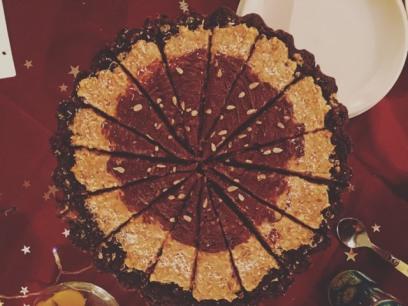 porridge cake