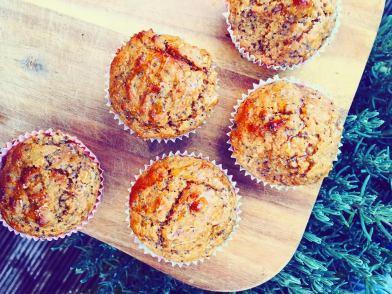 vitamin C muffins