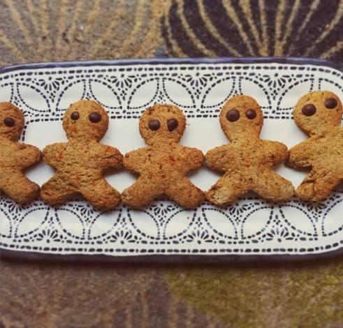gingermen