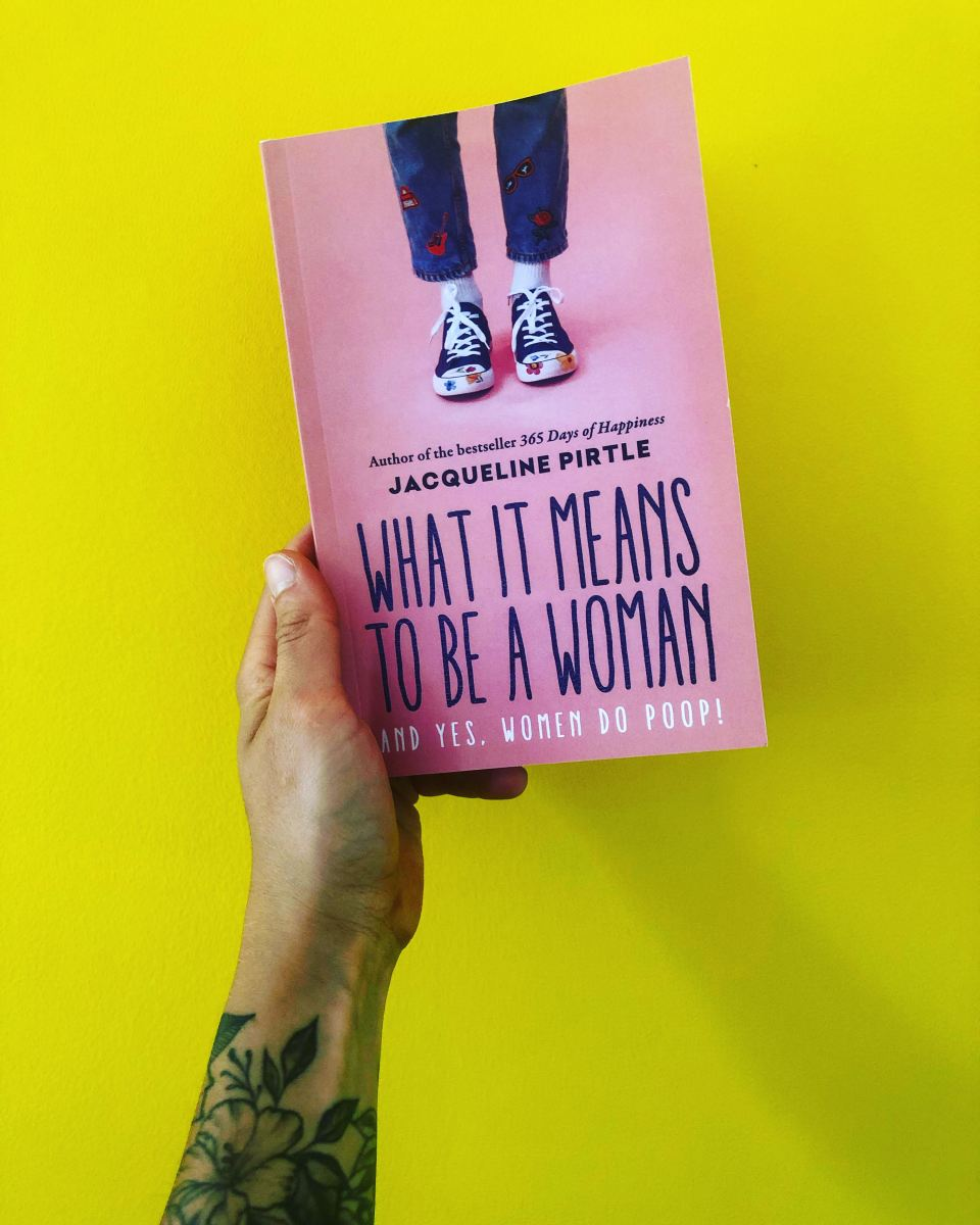 Book Review: What It Means To Be A Woman by Jacqueline Pirtle